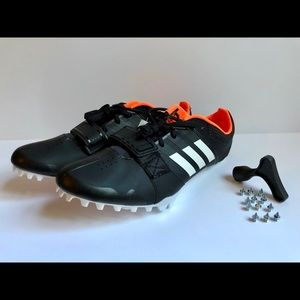 Adidas Adizero Accelerator Sz 11 Spikes Track Men
